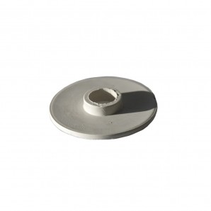 Goma obturacion con cuello diam ext. 68mm diam int. 17mm