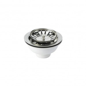 Accessories for sinks - Valvula fregadero diam. 113mm con rejilla