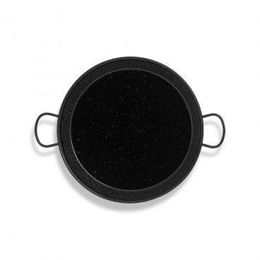 Paella tradicional acero esmaltado ø42cm  (10 personas)