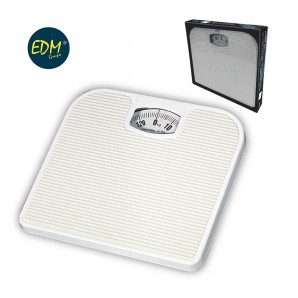 Bathroom scales - Scale bathroom mechanical max 130kg