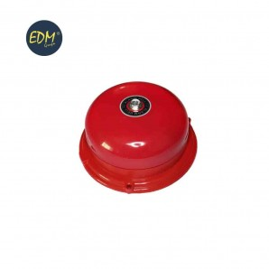 Bell industrial bell 100 mm. diametro 86db