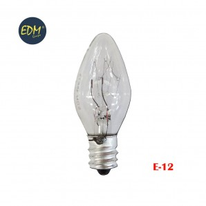 Other bulbs - Light bulb watches-mini clear 7W 220/240V  and-12