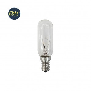 Tubular light bulb 40W And14 bell extractora