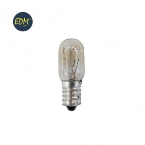 Light bulb frigorifico tubular 15W And14 220/240V  4,9x1,5cm