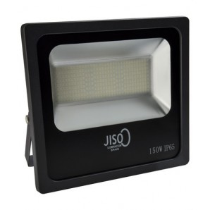 Proyector exterior 081 LED SMD 150W 4000K negro JISO 08150-2984-01