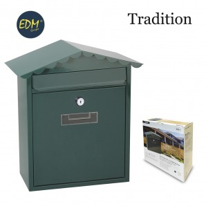Mailboxes - Buzon In steel model tradition