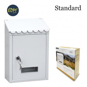 Mailboxes - Buzon In steel standard model