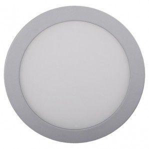 Empotrable 50322 LED panel 22W 3000K aluminio JISO 50322-2983-04