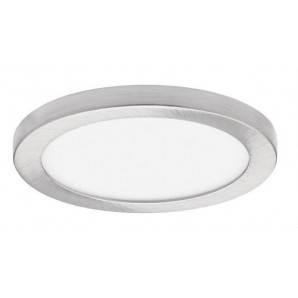 Downlight LED 56312 6000K 12W níquel satinado JISO 56312-2986-12