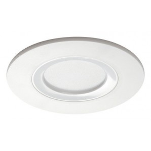 Downlight LED 55307 4000K 7W dimable trailing blanco técnico JISO 55307-1984-90