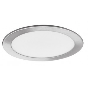 Downlight LED 50212 3000K 12W TCI níquel satinado JISO 50212-2383-12