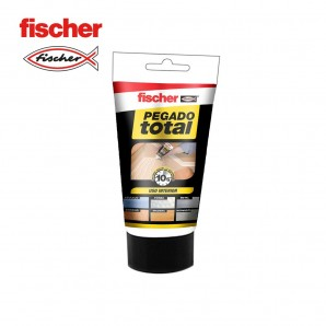Adhesives and silicone - Pegado total 150ml FISCHER