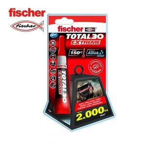 Blister total 30 extreme - 15gr FISCHER