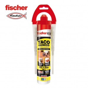 Adhesives and silicone - Resina diy fis p 300 FISCHER