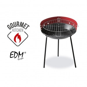 Barbecue of foot ø 33cmx45cm 3 legs