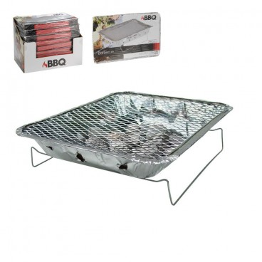Barbecue desechable xl 48x31x6cm