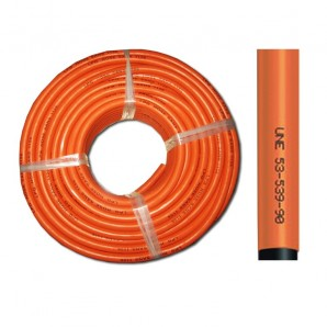 Hose gas butano  9x15mm  60mts