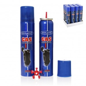 Recarga Of gas for lighters 300ml