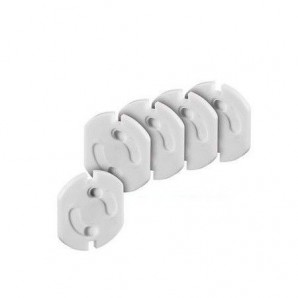 Adapters and connectors - Blister 5 protectores para enchufe Schucko