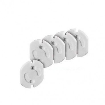 Pack 5 protectors for Schucko GSC 0200063 plug