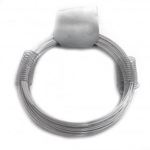 Ropes and wires - Wire zincado n. 6 - 1.10mm x 25mt