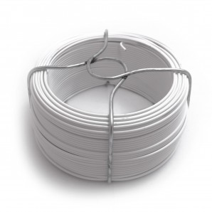 Wire lined number6 - 1,40mm 50mts white -  - 240gr