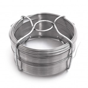 Wire inox number3 - 0,80mm x 50mts  - 200gr