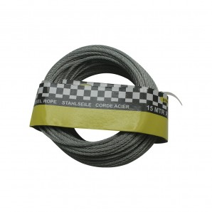 Cable acero 15mts 3mm