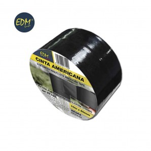 American multipurpose strip 10m x50mm black