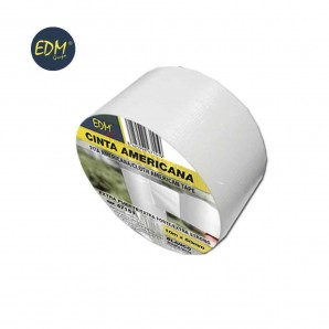 American multipurpose strip 10m x 50mm white