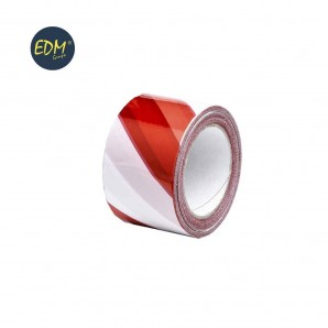 Strip of red white/buoy 200m x 50mm