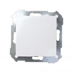 Placa ciega BLANCO Simon 28 28800-30