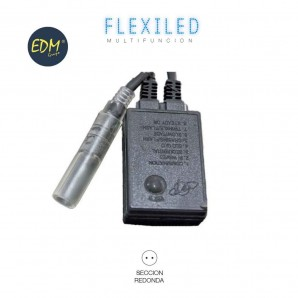Programador tubo flexilight led 20mts (ip44 interior-exterior)