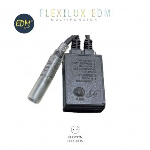 Lighting - Programmer tube flexilux 2 vias 10,5 mts. (ip44 interior-external)