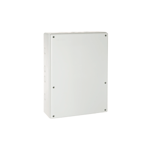 Electrical panels and boxes - Waterproof box 821P side wall pre-punched SOLERA 821P