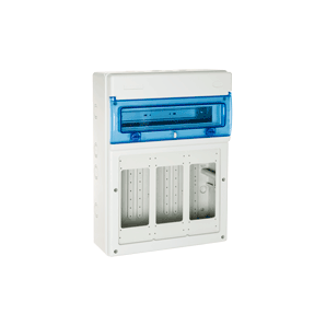 Electrical panels and boxes - Waterproof box 1316PV3 side wall pre-punched SOLERA 1316PV3