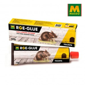Repeller mosquito (candles and torches) - Raticida roe-glue 135gr. massó