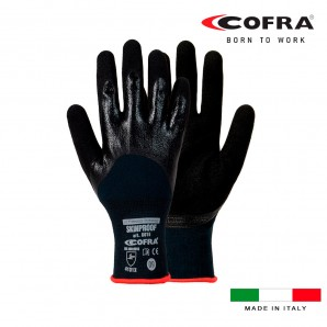 Security and clothing - Guante nitrilo skinproof talla 10 xl cofra