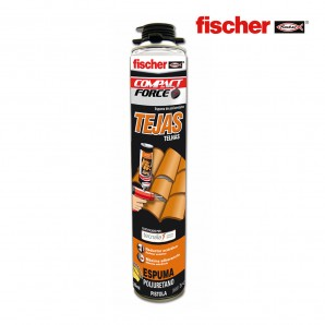 Sealants / adhesives / sealants / tapes - Espuma pu tejas pistola 750ml fischer