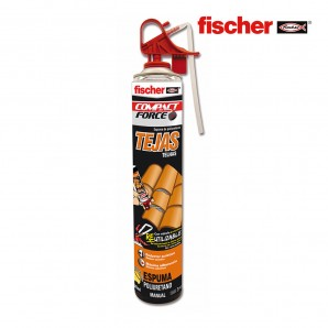Sealants / adhesives / sealants / tapes - Espuma pu tejas manual 750ml fischer