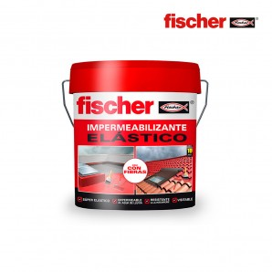 Sealants / adhesives / sealants / tapes - Impermeabilizante 1l blanco con fibras fischer