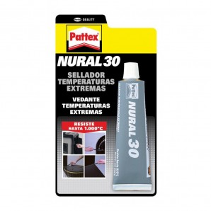 Adhesives and silicone - Pattex nural 30 150 gr