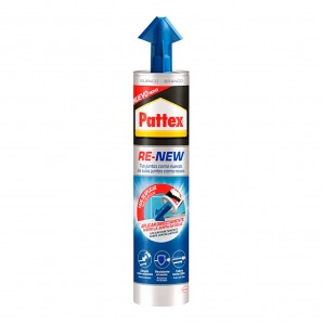 Adhesives and silicone - Pattex re-new cartucho 280ml