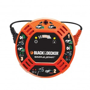 Car - Arrancador de baterias de coche 12v black&decker