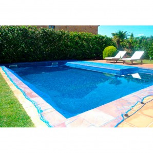 Garden and outdoor - Pool mesh 5x9m leaf pool cover