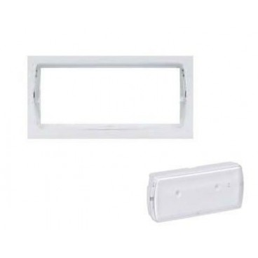 Legrand URA21 LED emergency luminaire frame