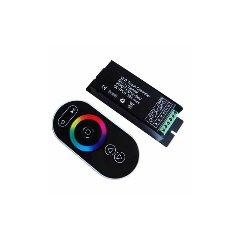 Controller for led strip RGB