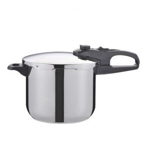 Pot express ultrarapida stainless steel. Ø220mm 4L. GSC 2702571
