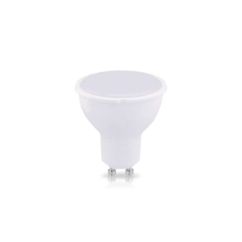 6W GU10 LED bulb warm light 3000K 460 lumens