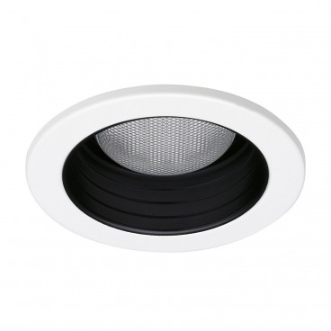 Recessed ring for infrared bulb R125 max 250W